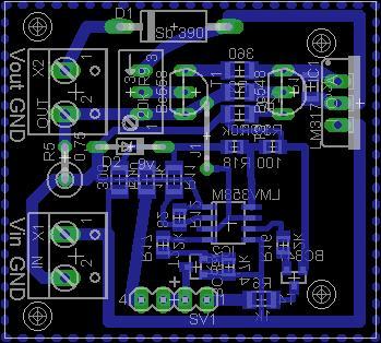 Ładowarka akumulatorów żelowych na bazie AVT 2309 elektroda.pl