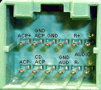[Kupi�]Radio Ford 6000CD - pasuj�cy wtyk zmieniarki.