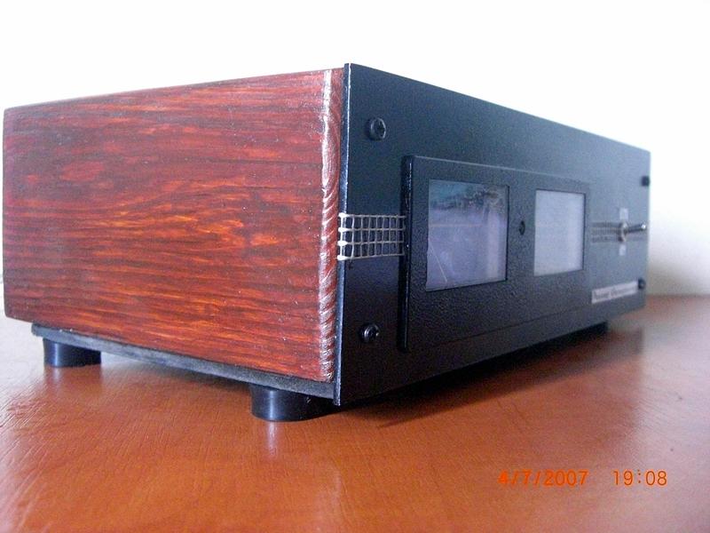 [Sprzedam] PRZEDWZMACNIACZ lampowy gramofonowy