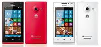 "Smartfon Huawei Ascend W1 z 4"" ekranem i systemem Windows Phone 8"
