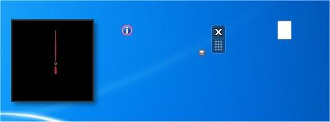 Windows 7 - dziwny wygl�d gad�et�w