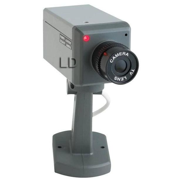Atrapa - kamery z diod� + kogut.