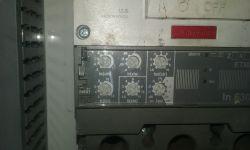 ETM33 - Silnik zabezpieczony wyłącznikiem kompaktowym. Ustawienia.