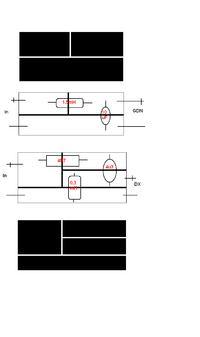 Schemat zwrotnicy Tonsil gdn 15/40/5 + vifa dx25tg