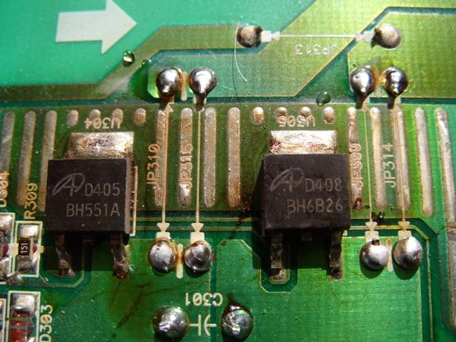 Gateway Fpd-2185w jaki to tranzystor
