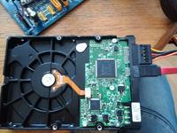 Uruchomienie uszkodzonego PC - problem z podłączaniem dysków.