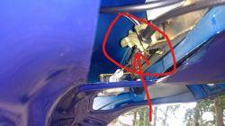 vw passat b5 - Locked boot lid in the b5 sedan after lifts 2003