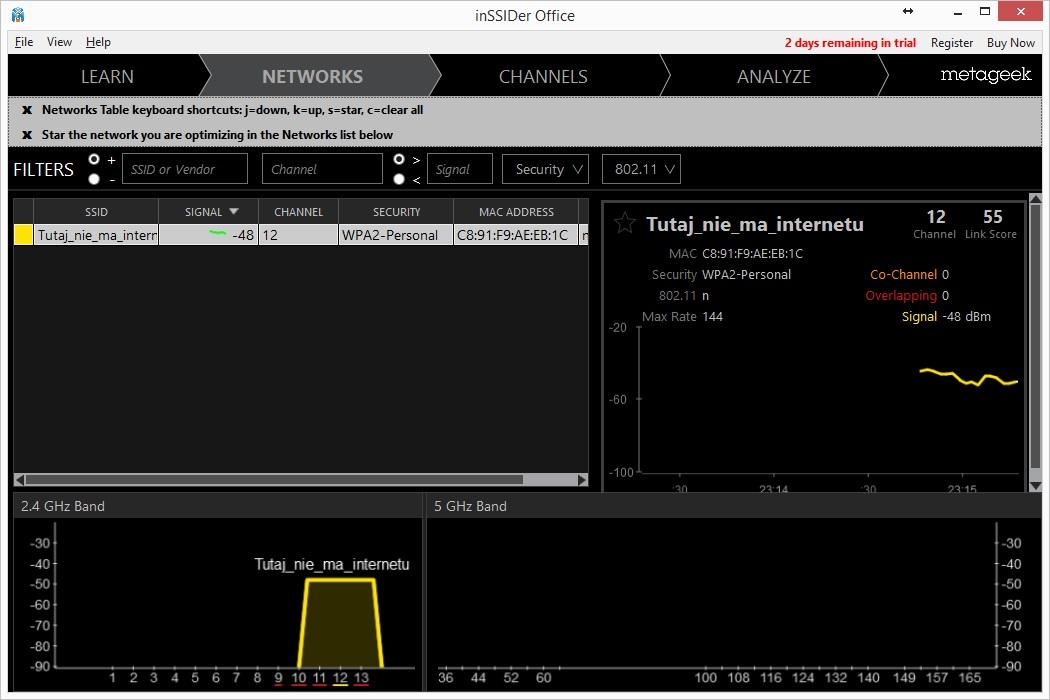 Edimax EW-7206APg - Po konfiguracji jako Repeater bardzo s�abe transfery.