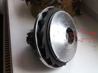 Zelmer Meteor 1057,5E - G�o�na praca silnika