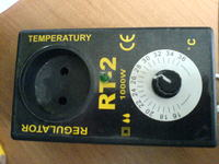regulator temperatury RT-2 odwrotny awaria
