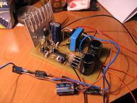 AVT2732 - przetwornica car-audio, dwa pytania