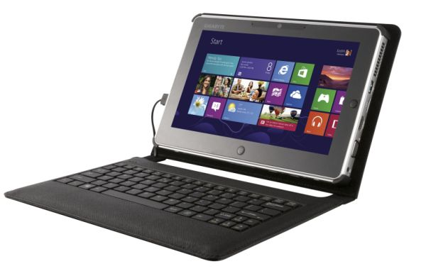 Gigabyte S10A - tablet z AMD Temash i Windows 8