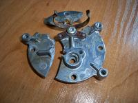 AEG Cafamosa CF 85 - P�kni�ta pokrywa bojlera - naprawa, wymiana ?