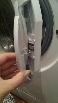 Uchwyt od drzwiczek do pralki altus alm6102