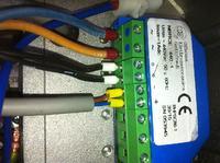 Inverterc optidrive 1.5kW - Over voltage on DC bus - błąd