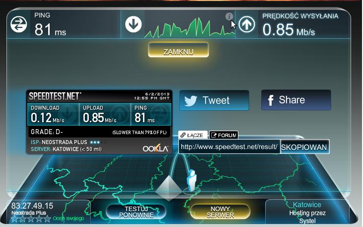 Niestabilna Neostrada na Ubuntu poprzez WiFi