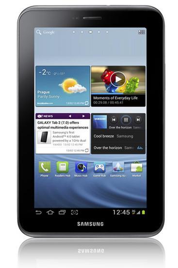 "Samsung Galaxy Tab 2 - ""tani"" tablet z Android 4.0"
