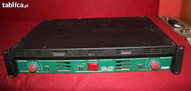 [Sprzedam] ko�c�wk� mocy BOX Electronics SPA 600