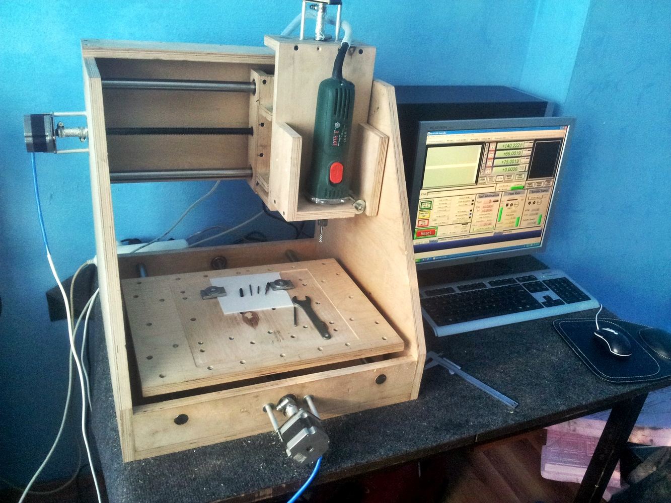 [Sprzedam] Frezarka CNC   - gotowa do pracy!