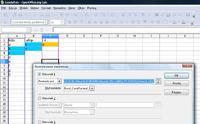 Excel - Formatowanie komórki na podstawie wartości innej komórki