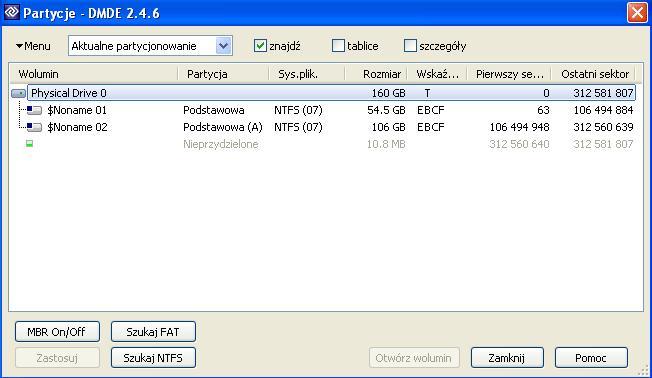 Systemy operacyjne - 2 systemy na 2 r�nych partycjach - jak pozby� si� 1?