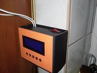Sterownik domowej wentylacji ATmega16