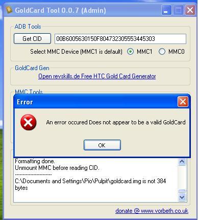 HTC Wildfire S - jeżeli strona revskills nie działa to jak skalibrować dotyk ?