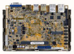 Nano-GLX - jednopłytkowy komputer EPIC z AMD serii G, RS-232 i GPIO