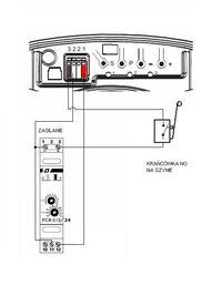 LiftMaster LM50K - automatyczne zamykanie