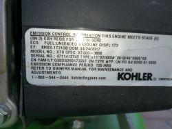 VIKING 6 MB650V - Kosiarka cały czas chodzi na bardzo wysokich obrotach