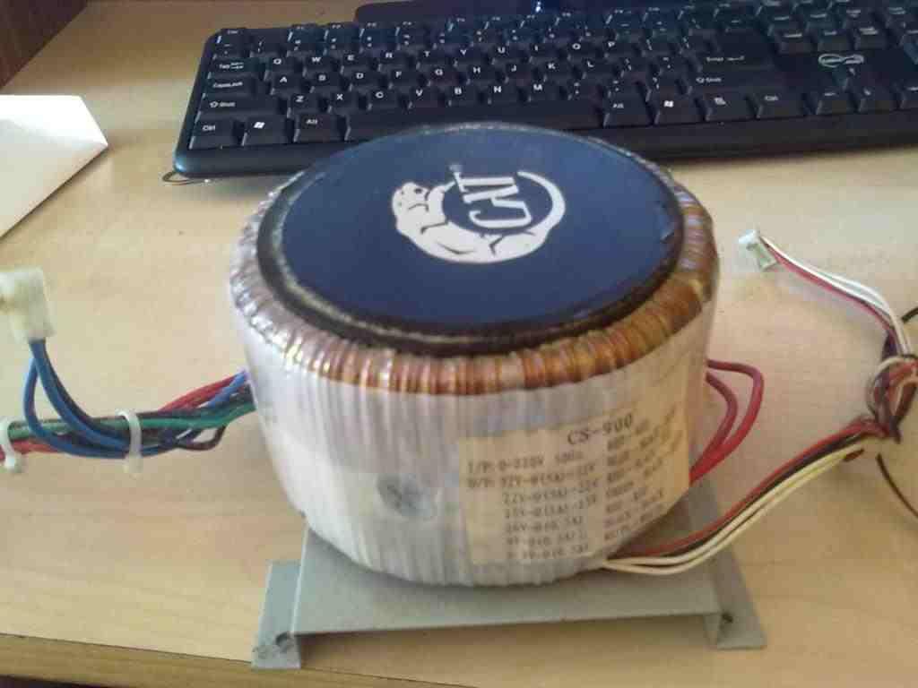 [Sprzedam] Transformator toroidalny/Radiatory