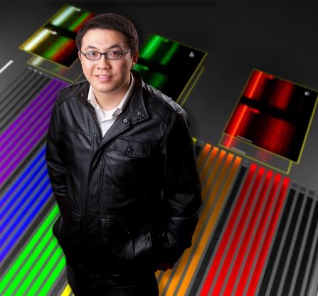 Organiczne ogniwa fotowoltaiczne nak�adane w spos�b, taki jak farba