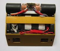 Robot mobilny minisumo
