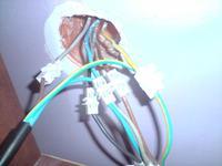 Kostka elektryczna - 250V pod��czona do si�y