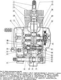 Schematy i instrukcje napraw motorower�w, motocykli