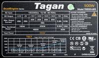 Tagan model: TG500-U25 - identyfikacja elementu SMD