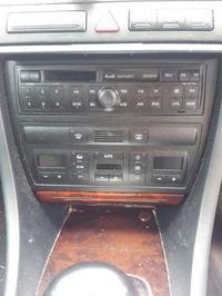 Audi A6 2001 - Czy moge w�o�y� radio 2din do Audi A6 2001 rok przed liftem ?
