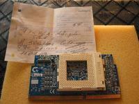Procomp B785 - stary BX440 do mocnego liftingu. Windows 98 SE.