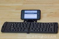 Verbatim Bluetooth Mobile Keyboard mobilna klawiatura dla tabletów i smartphone