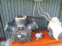 Wan Aw  - Kompresor WAN AW i powietrze w skrzyni korbowej