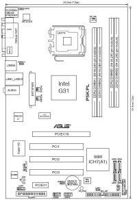 Asus P5KPL-C - Prośba dot. naprawy płyty