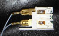 Zmywarka Whirlpool DHW B00 - drzwi przednie
