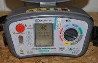 [SPRZEDAM]Wielofunkcyjny miernik KYORITSU KEW6016 komplet