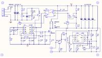 Uniwersalny stabilizator impulsowy dużej mocy - UC3844