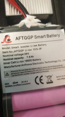 Hulajnoga Motus 8.5 zwiększenie baterii