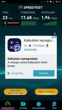 Antena Sorensen do LTE 1800 ?