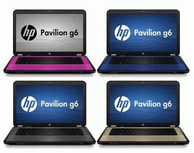 Pavilion g6s - bud�etowy notebook od HP