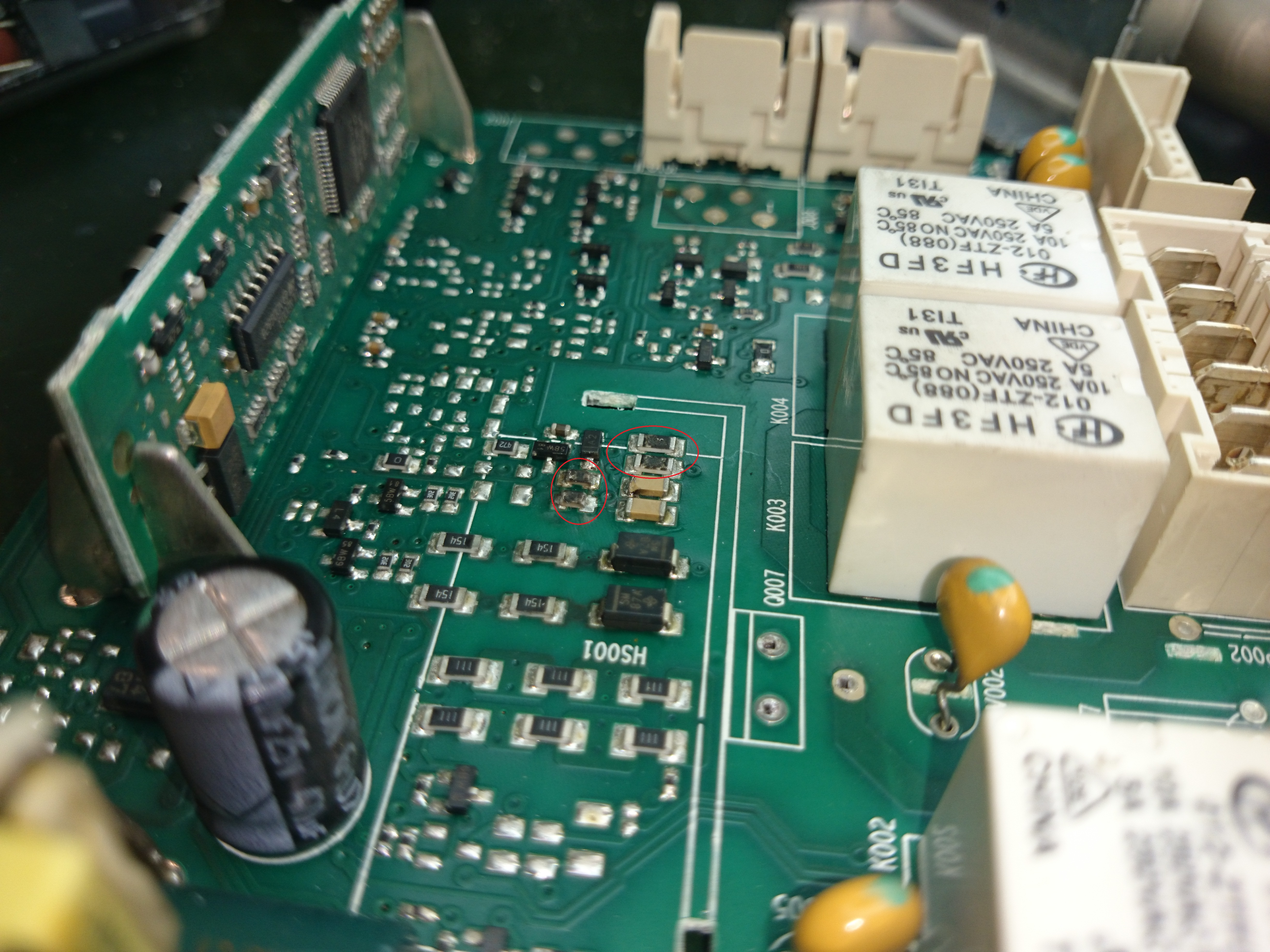 Indesit WITL-125 - Pro�ba o zdj�cie p�yty g��wnej lub schemat.
