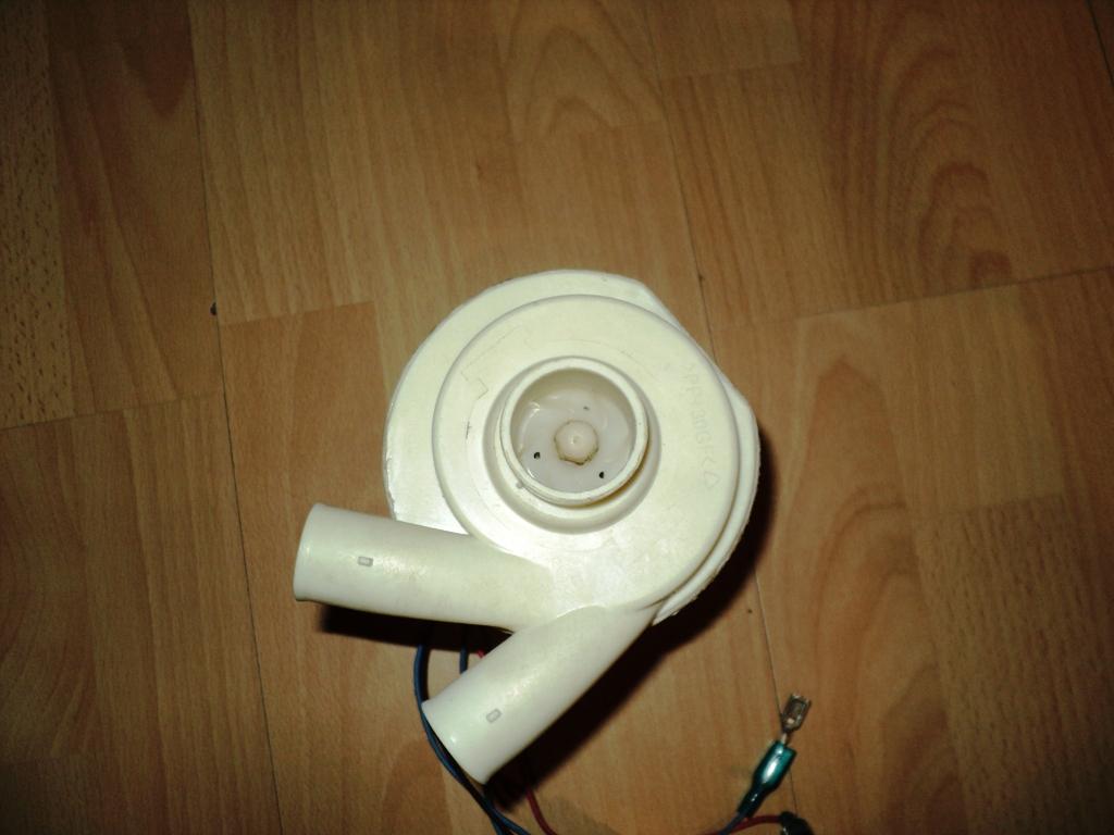 Whirlpool ADP 650 IX - Zmywarka wymiana pompy myj�cej