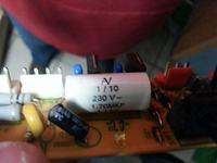 Chłodz-zamraż CANDY - Kondensator?